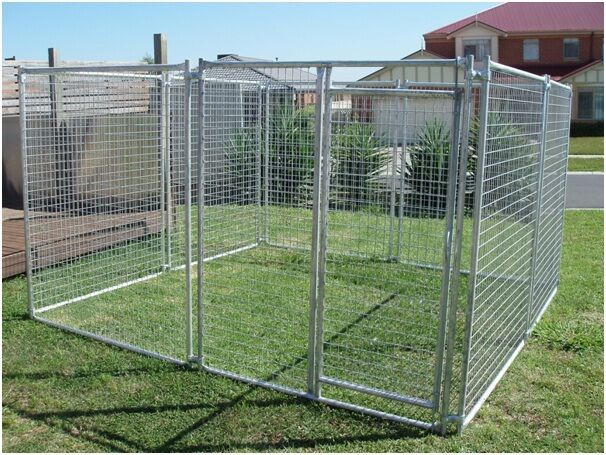 Pet Enclosure Dog Kennel Fencing Run Sheep Chook Goat