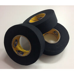 Kyпить Black Hockey Tape - 1x15 Yards - 3 Rolls of Black Howie's Hockey Tape на еВаy.соm