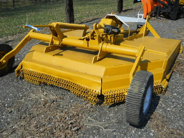 Lawn Hog Parts : Woods r mower deck grass cutter lawn bush hog