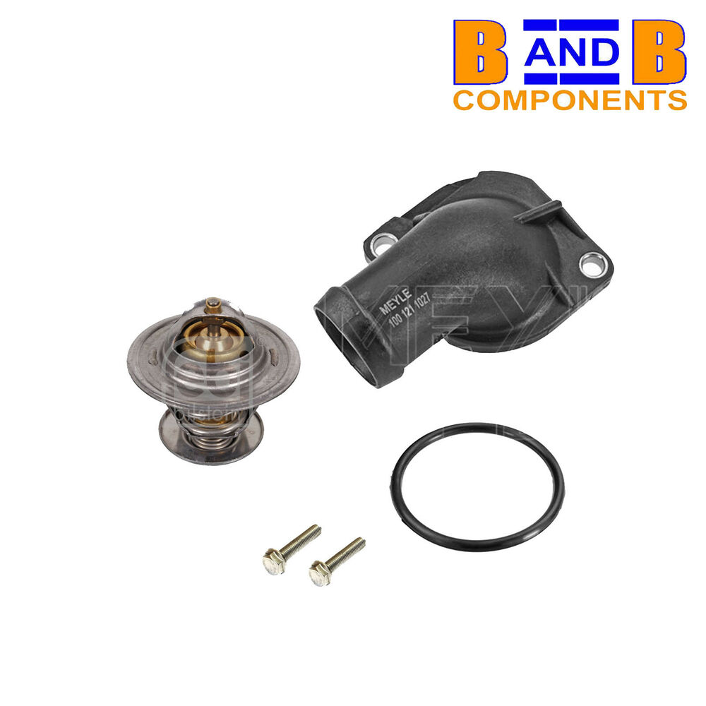 vw golf mk1 cabriolet mk2 gti thermostat cover kit c584 ebay. Black Bedroom Furniture Sets. Home Design Ideas