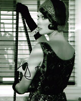 Berenice Bejo HAND SIGNED Autograph The Artist 10x8 Photo AFTAL COA Sexy Actress