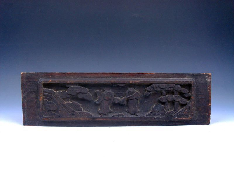 Old Antique Wooden Hand Crafted Old Wall Decoration