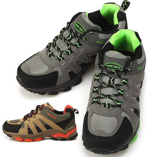 New Mens Boots Mountain Mountaineering Hiking Athletic ...