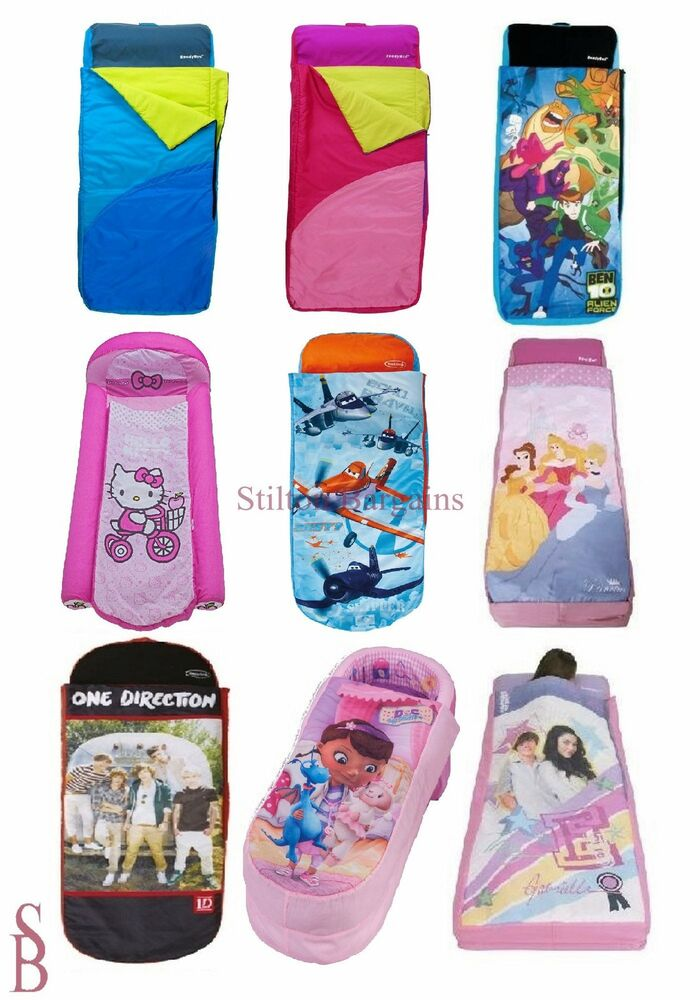 Ready Bed Junior All In One Air Bed Amp Sleeping Bag Bnip