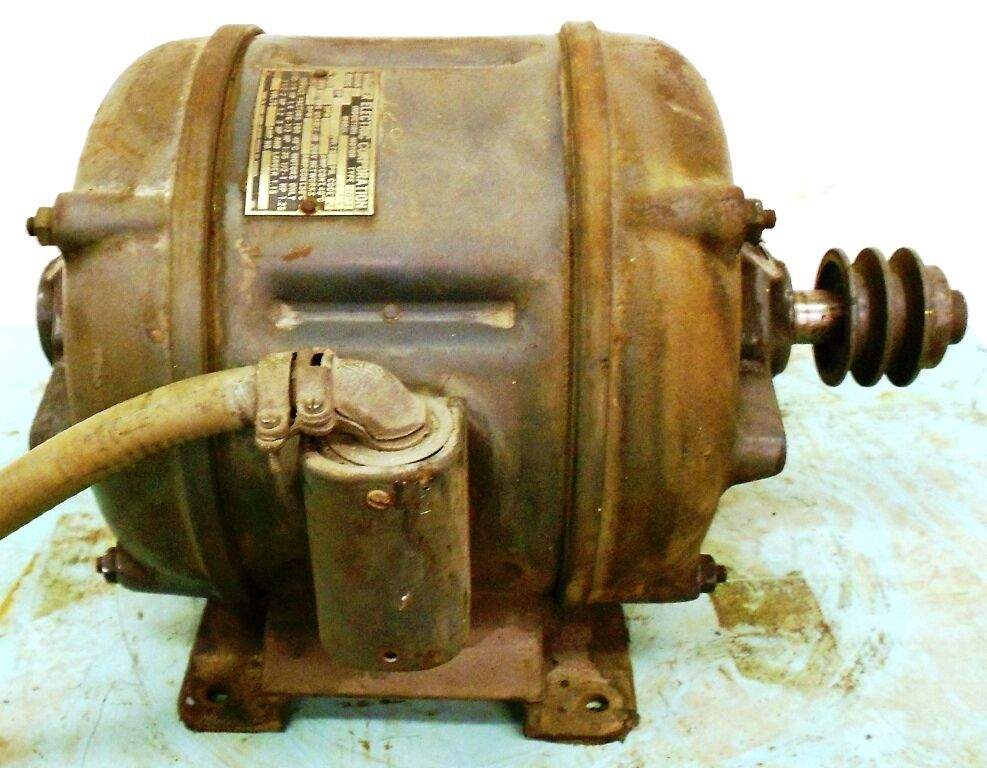 wagner electric induction motor model b953m294 ebay