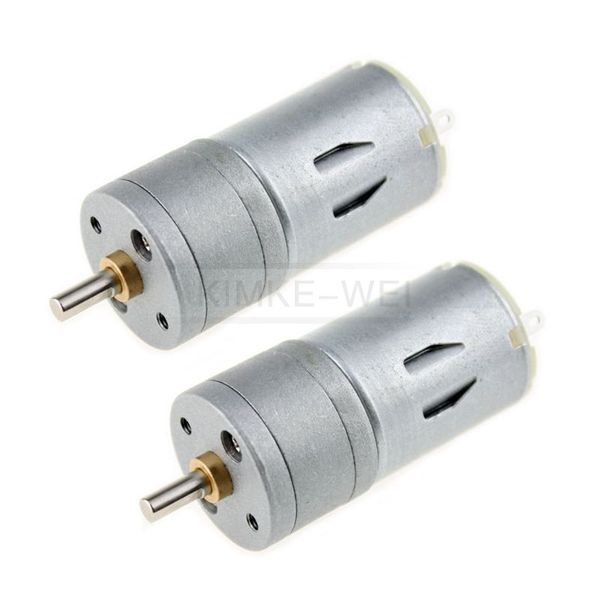 2 X 12v Dc 1000rpm Mini Torque Gear Box Motor Hobby Ebay
