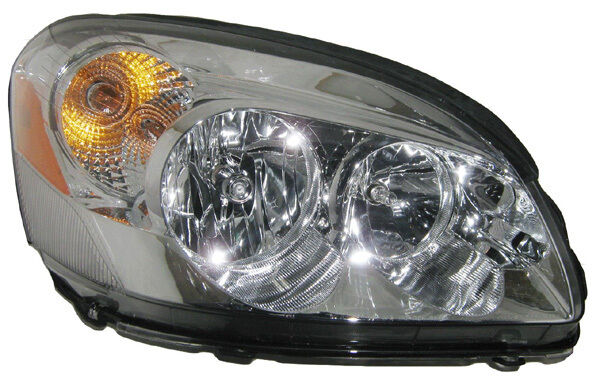 new replacement headlight assembly rh for 2006 08 buick. Black Bedroom Furniture Sets. Home Design Ideas