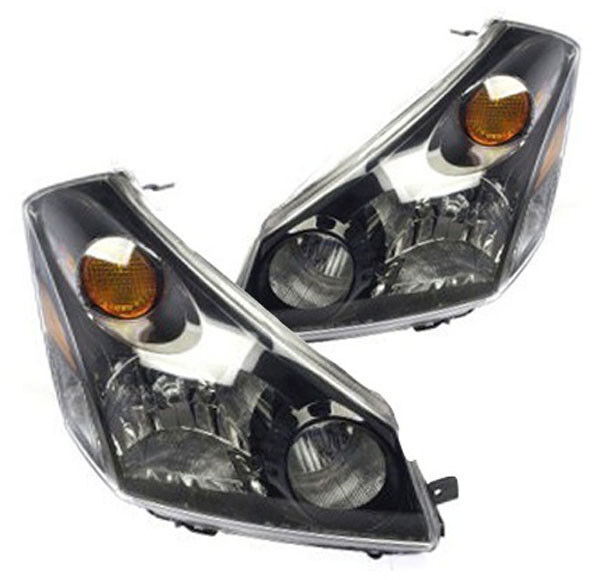 Headlights Assembly Shop: New Replacement Headlight Assembly PAIR / FOR 2004-09