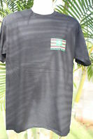 NEW Hawaiian Hawaii Design T-shirt Kanaka Maoli Hawaiian Flag Black T- Shirt