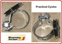 Sturmey Archer Hub Gear Cable Pulley for Top or Down Tube Fit