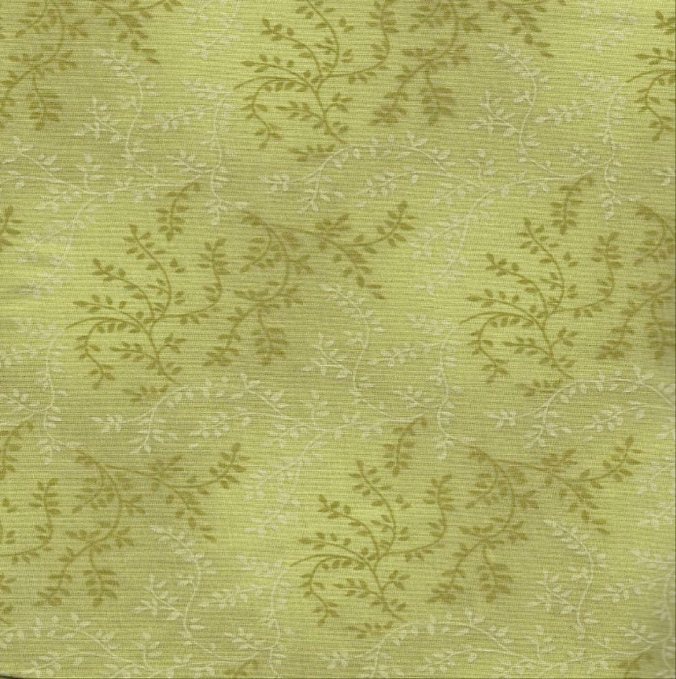 108 Quot Wide Quilt Backing Bty Lime Green Tonal Vineyard