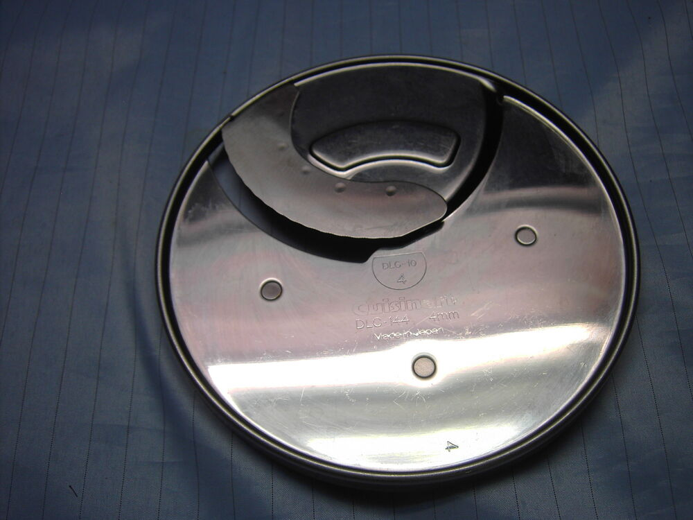 Slicing Disc For Cuisinart Food Processor Fp Series