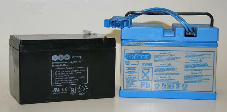 s l1000 peg perego 12 volt replacement battery kit iakb0501 ebay Peg Perego Battery In-Store at gsmx.co