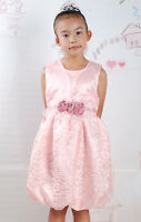 New Girls Pink Party Pageant Dress 3-4 Years