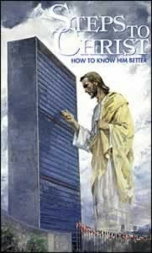 book summary of steps to christ Each book has a distinctive contribution to the bible, and can usually be summed  up in  a confession of faith is a longer summary of christian doctrine  he  did not wind it up like a clock and step back and let things take their course.