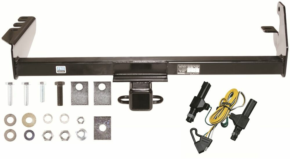 1987 1994 dodge dakota trailer hitch w wiring kit fast shipping class 3 tow ebay. Black Bedroom Furniture Sets. Home Design Ideas