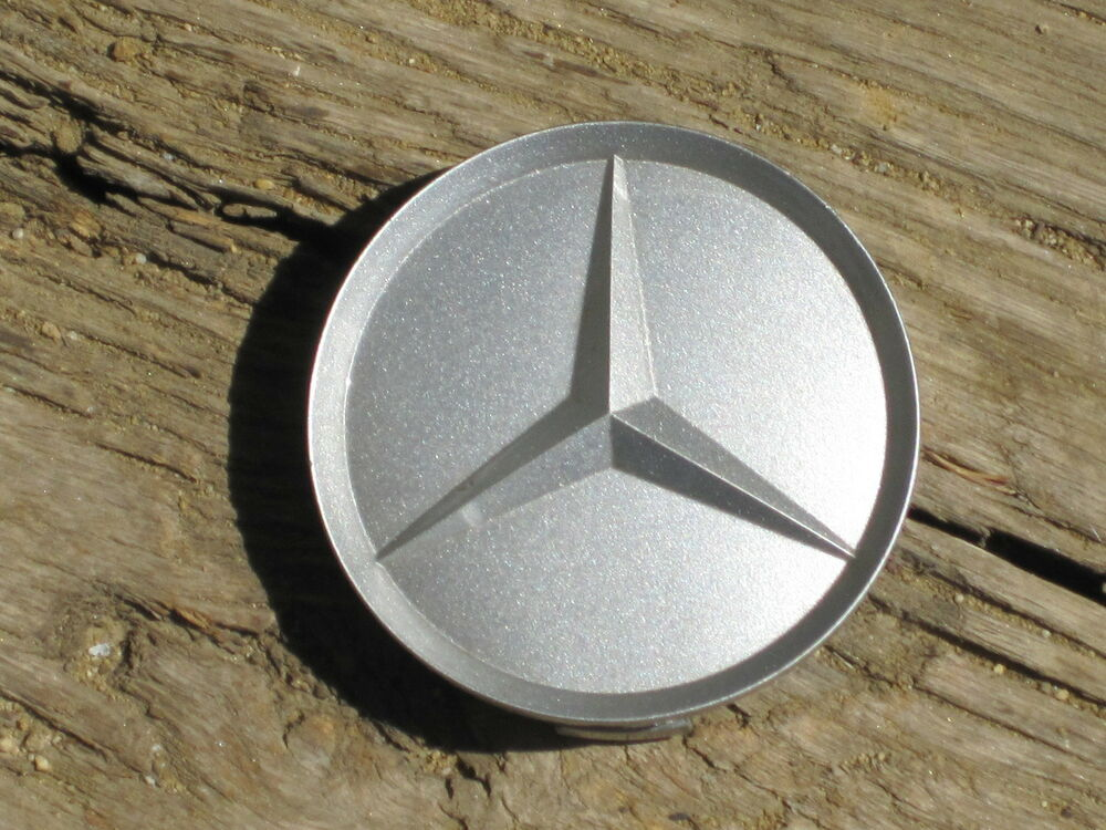 Mercedes wheel center cap hubcap emblem badge r m s class for Mercedes benz wheel cap emblem