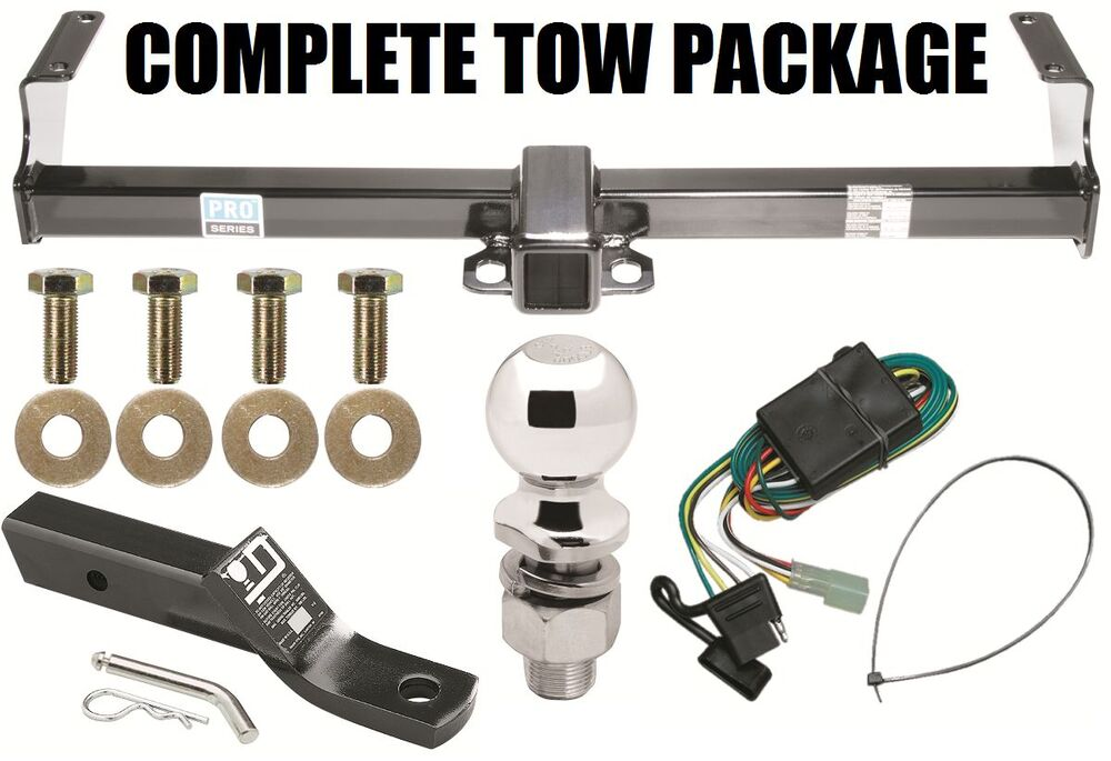1999 2004 chevrolet chevy tracker trailer hitch wiring kit rh ebay com