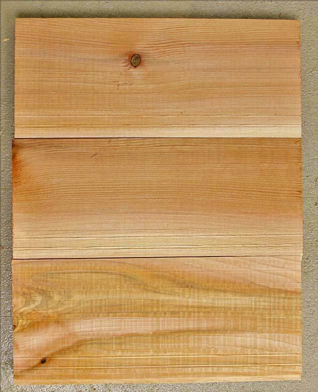 Western Cedar 1x6 Box Car Siding T Amp G We Ship Free