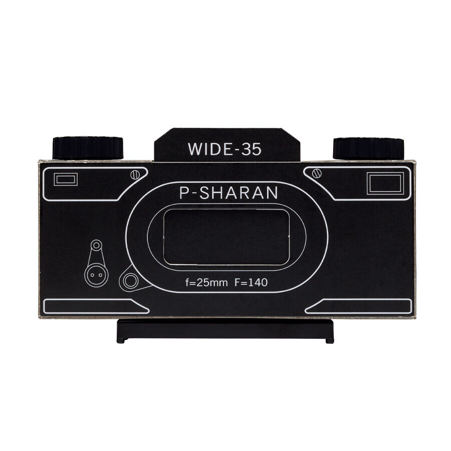 Sharan WIDE 35 35mm film Paper DIY PANORAMIC PINHOLE ...