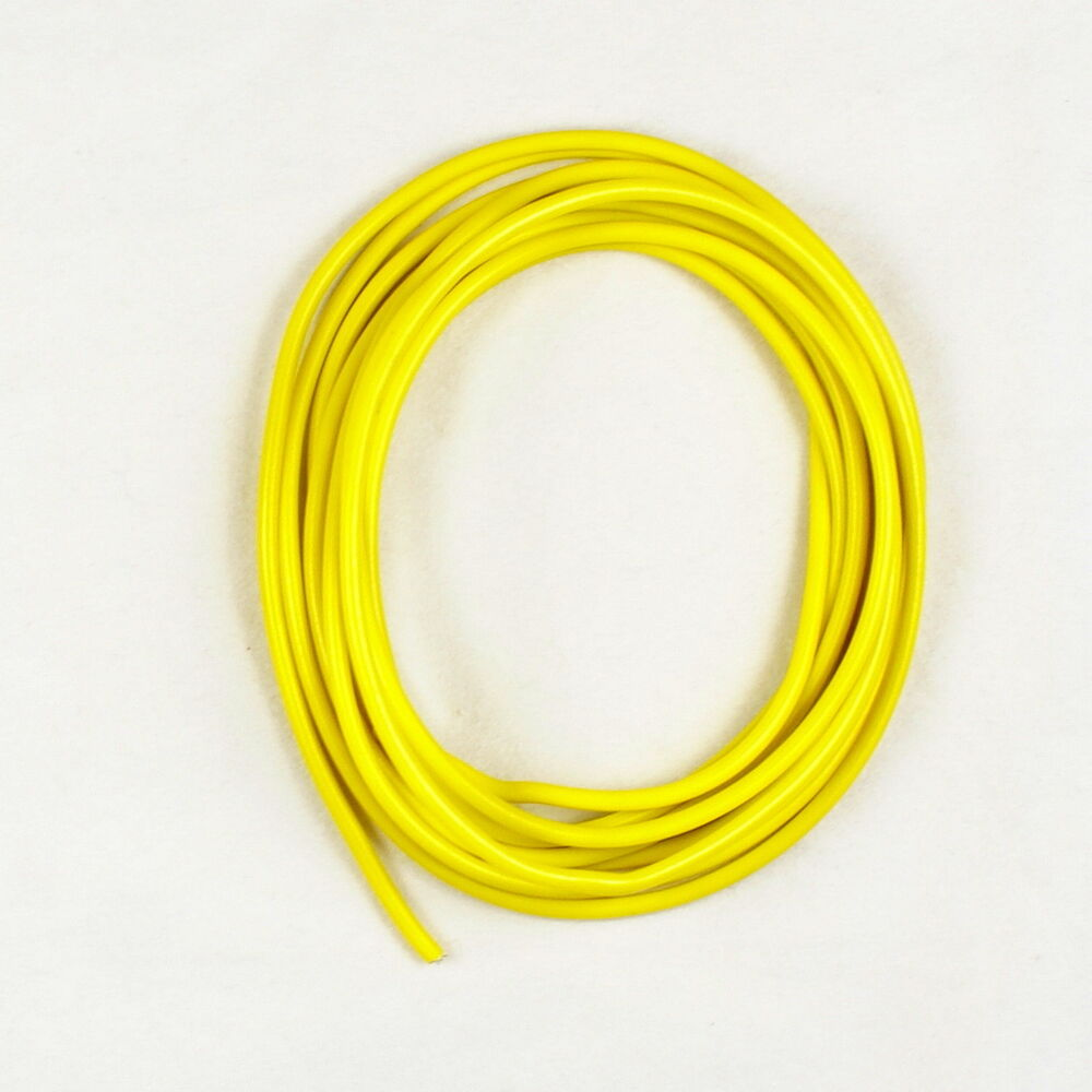 Single Conductor Cable : Foot shielded guitar circuit wire single conductor