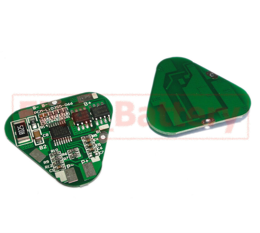 Protection Circuit Module Li Ion Battery Pack Ask Answer Wiring Pcm Pcb Liion Diy 18650 Cell Ebay A 10 8v 11 1v 18500 Sm066 611434020191 Lithium Polymer