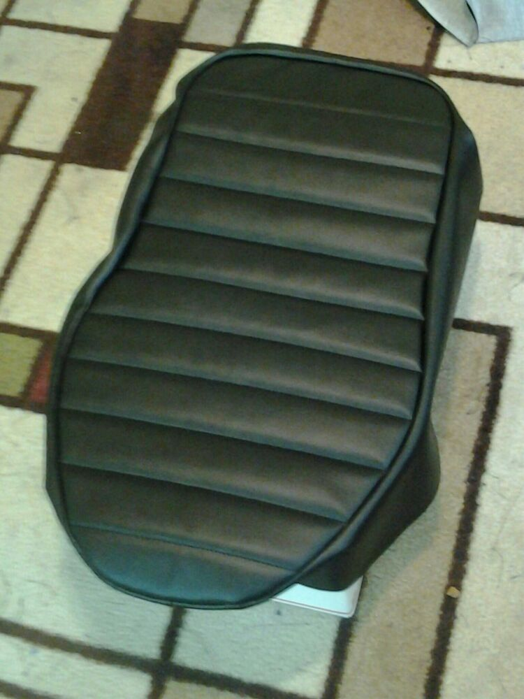 Honda Atv Seat Covers : Honda cb a  hondamatic custom hand made