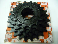 FIVE SPEED INDEXED 14-24 GOLD STAR ECONOMY CYLE/BIKE SPROCKET NEW OLD STOCK..