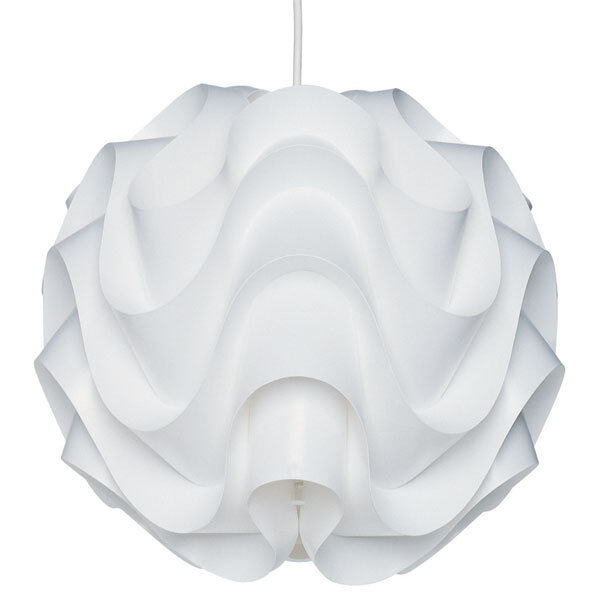 New Modern Le Klint 172 Pendant Light White Plastic Shade PVC Lamp – White Plastic Chandelier