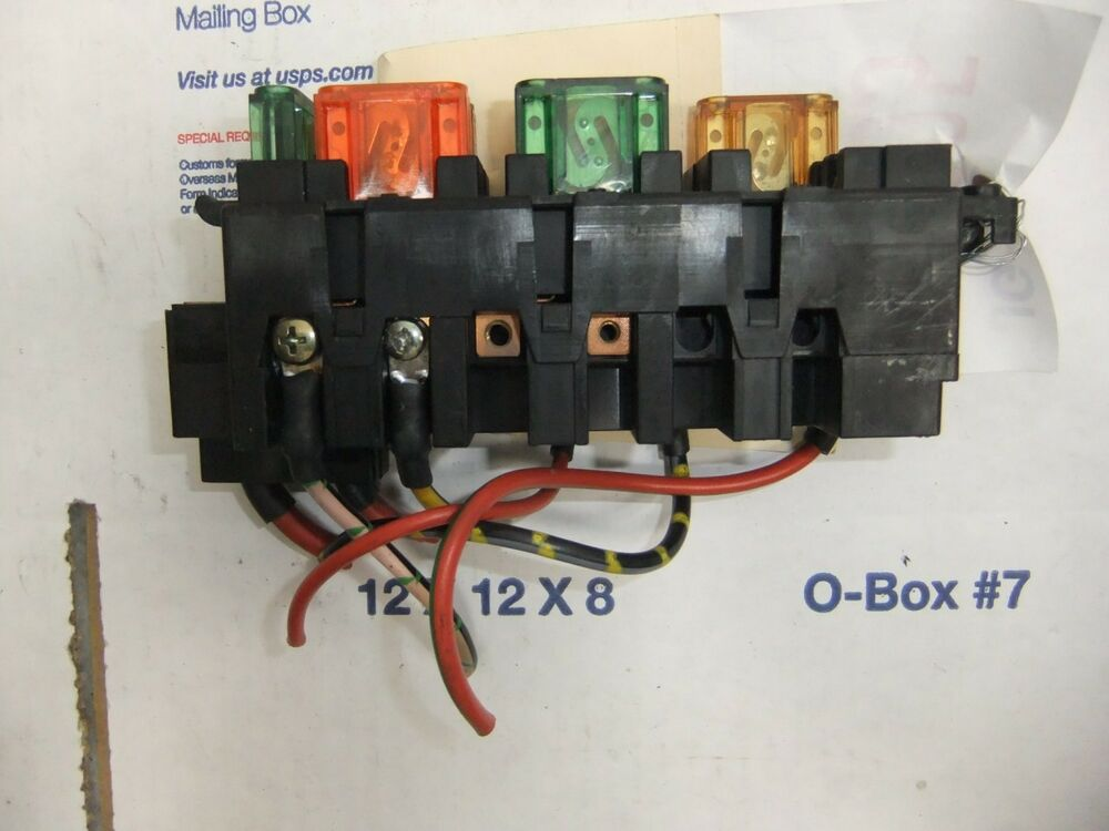 fuse box panel oem mercedes w140 s400 s420 s500 s600 1994 1995 1996 1997 1998 ebay