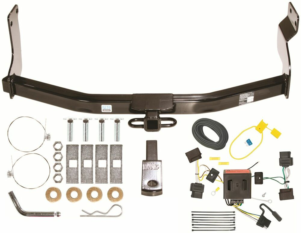 05 11 mercury mariner trailer hitch w wiring kit class ii 1 1 4 quot tow receiver ebay