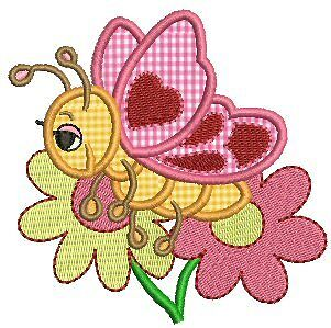 Free Applique And Embroidery Designs