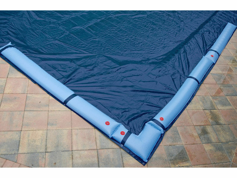 16x32 Rectangle Swimming Pool Inground Winter Cover 10