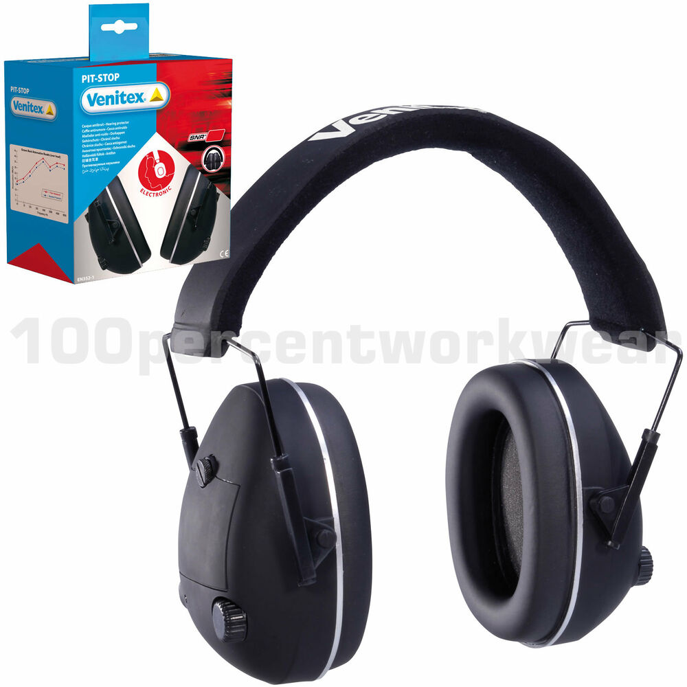 Shooting In Delta Colorado: Delta Plus Venitex PIT STOP Ear Defenders Muffs Foldable