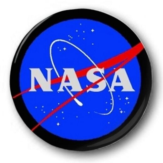 nasa astronaut wings logo - photo #28