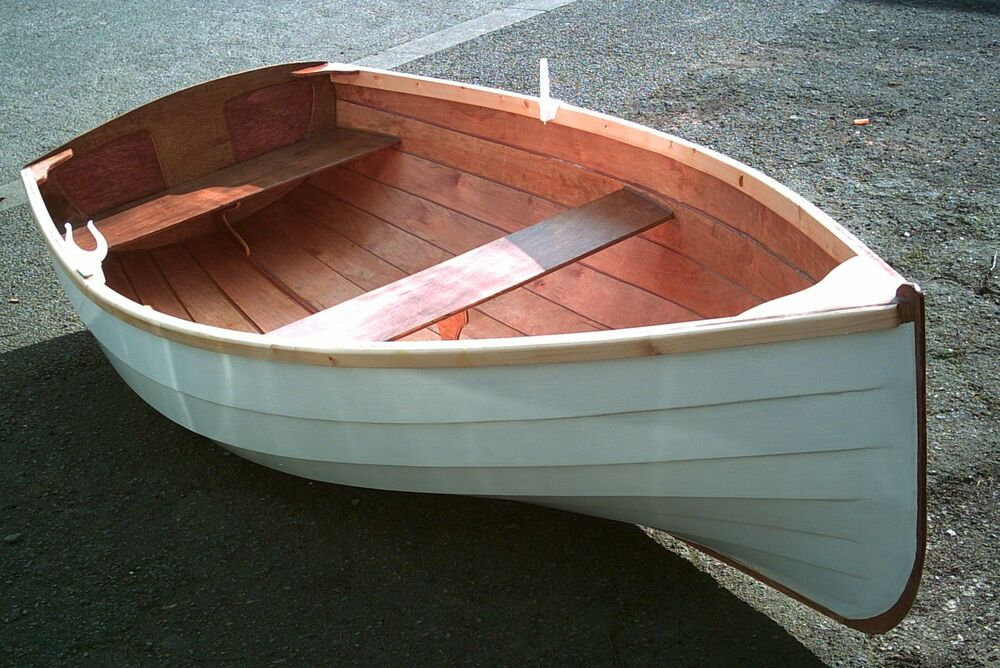 Boat Building Plans for ROMNEY 2.2 Plywood Sailing Dinghy ...
