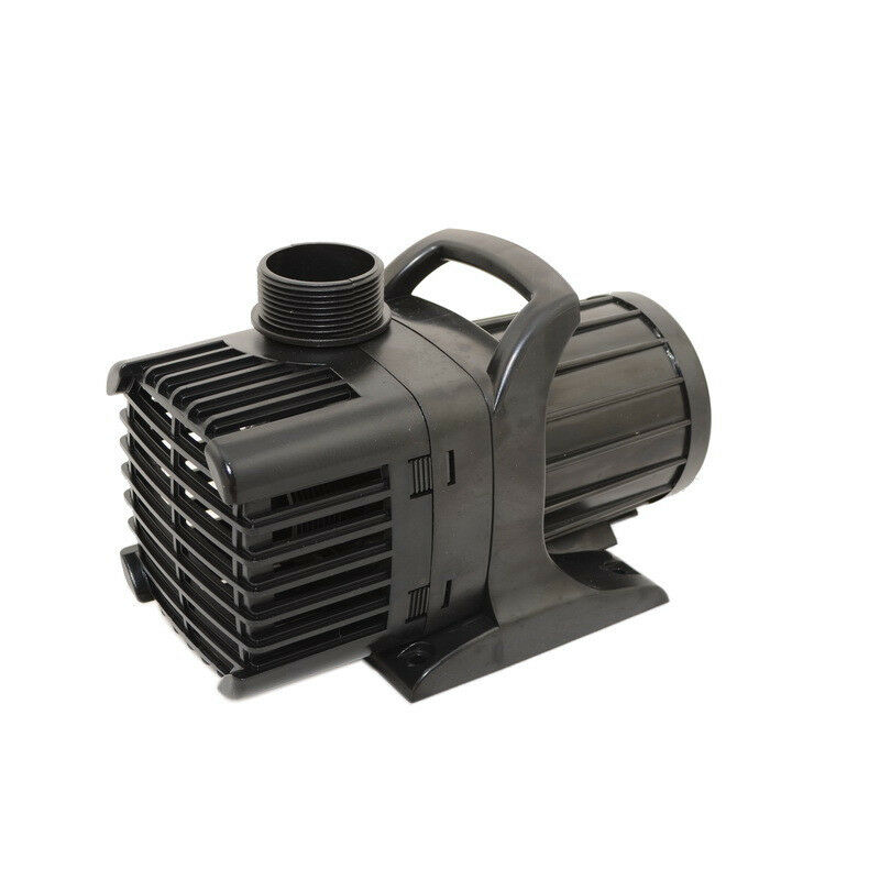 2200 gph submersible water pump for koi fish pond fountain for Fish water pump