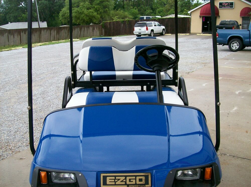 ez go txt golf cart front seat replacement custom covers. Black Bedroom Furniture Sets. Home Design Ideas
