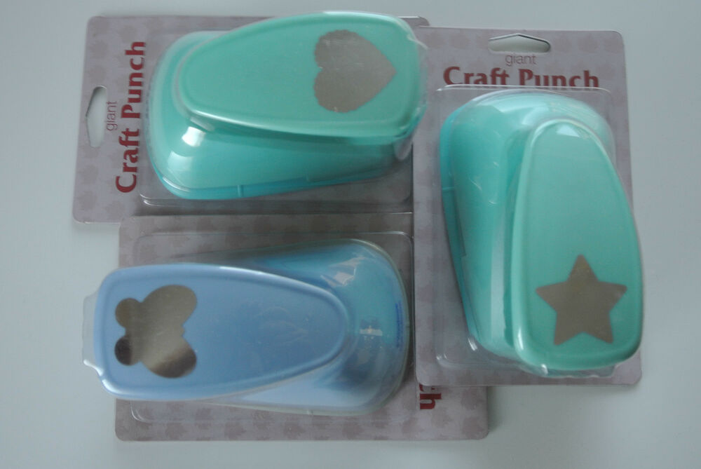 WOODWARE CRAFT PAPER PUNCHES