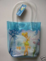 New Disney Tinkerbell Fairy Girl Hand Purse Bag Plastic Party Favor