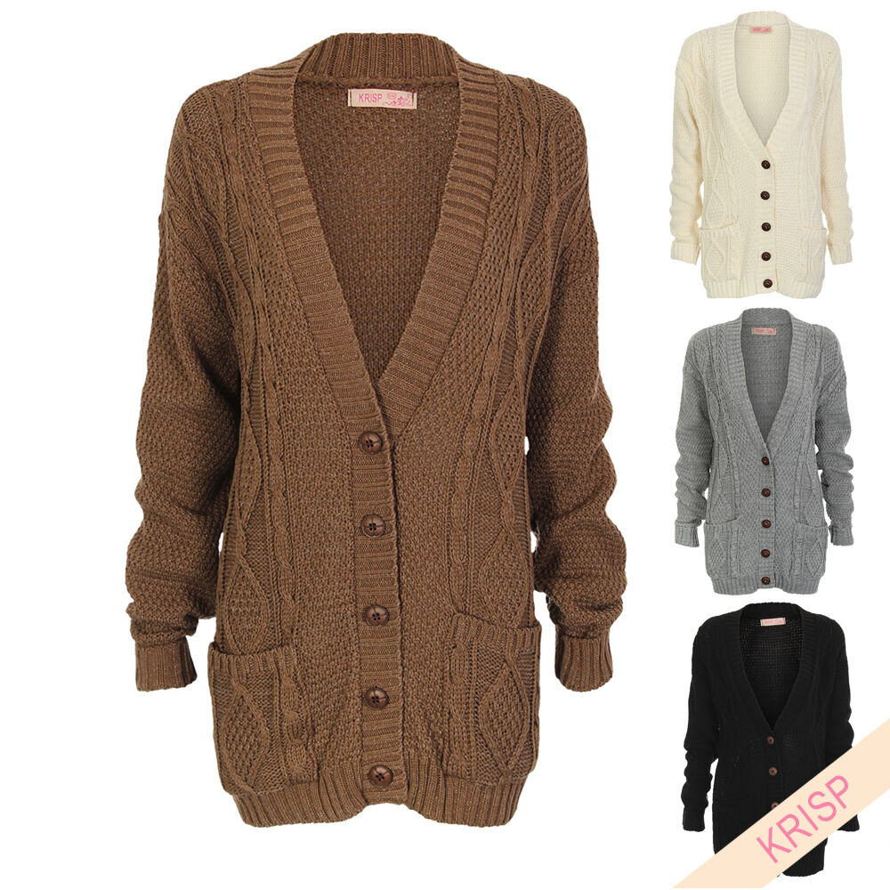 Shop from the world's largest selection and best deals for Women's Chunky/Cable Knit. Free delivery and free returns on eBay Plus items. Skip to main content. eBay: Womens Knitted Long Sleeve Cardigan Warm Sweater Coat Jacket Outwear Knitwear. AU $ Free postage. Womens Kimono Blouse Coat Boho Floral Cardigan Jacket Tops Beach Cover Up AU.