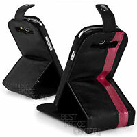 Screen Protector Carry Self Stand Wallet Cover Case For Samsung Galaxy S III 3+
