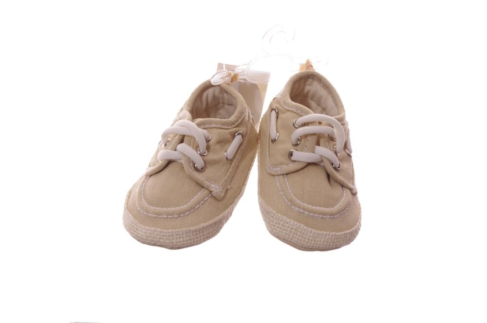 Baby Boys Infant Easter Size 1 2 3 4 Blue Khaki Tan Loafer ...