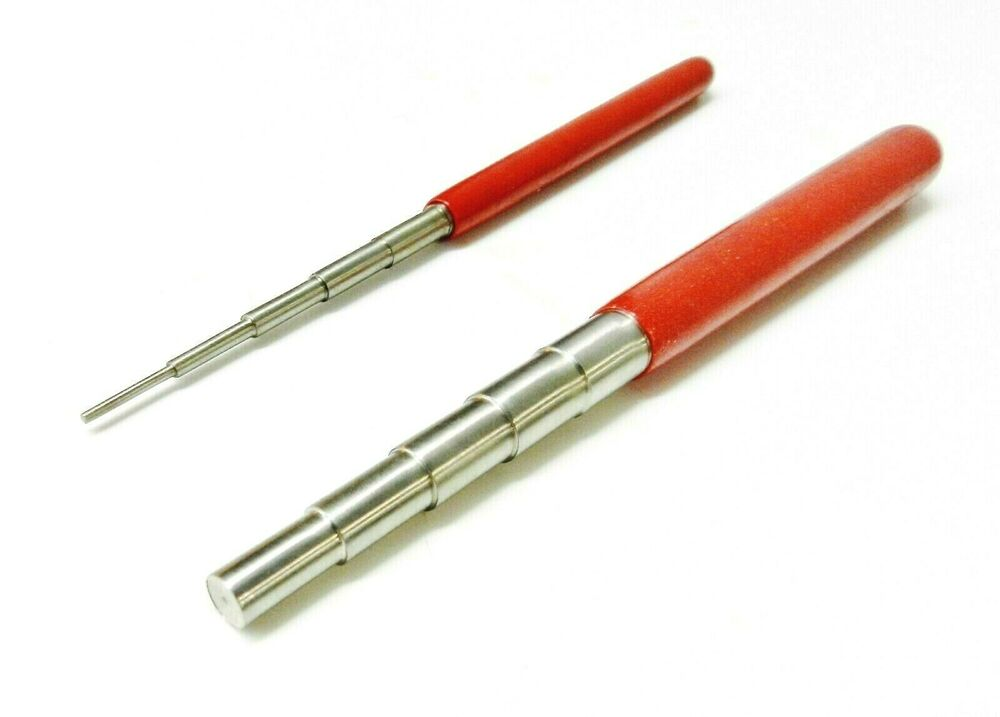 wire wrapping mandrel 2 piece steel mandrels jewelry jump