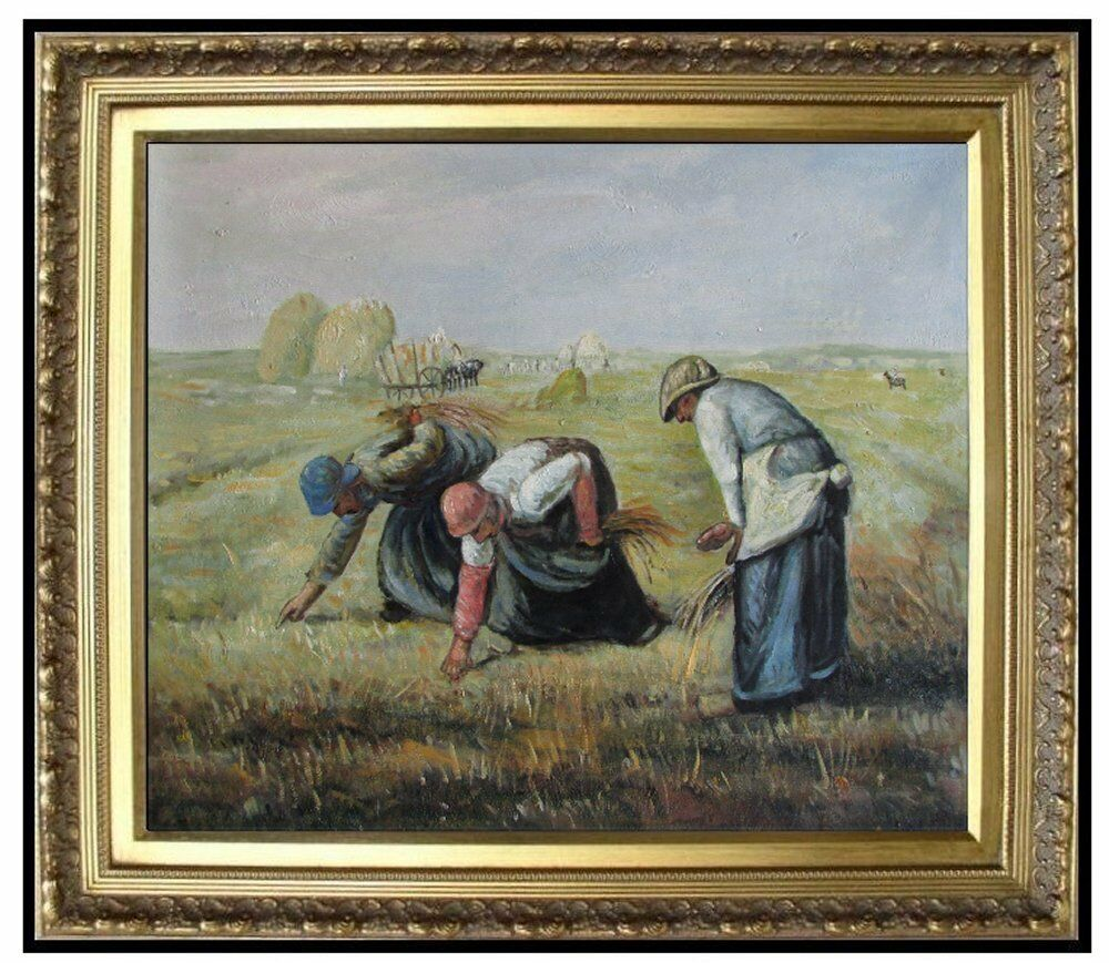 Millet the gleaners essays