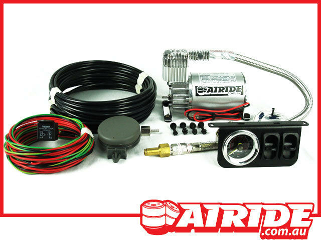 air bag compressor kit for air ride