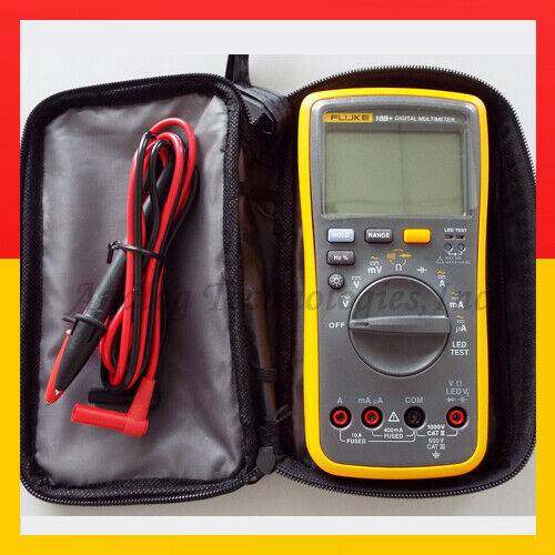 Fluke 18b F18b Fluke 15b Led Test Digital Multimeter