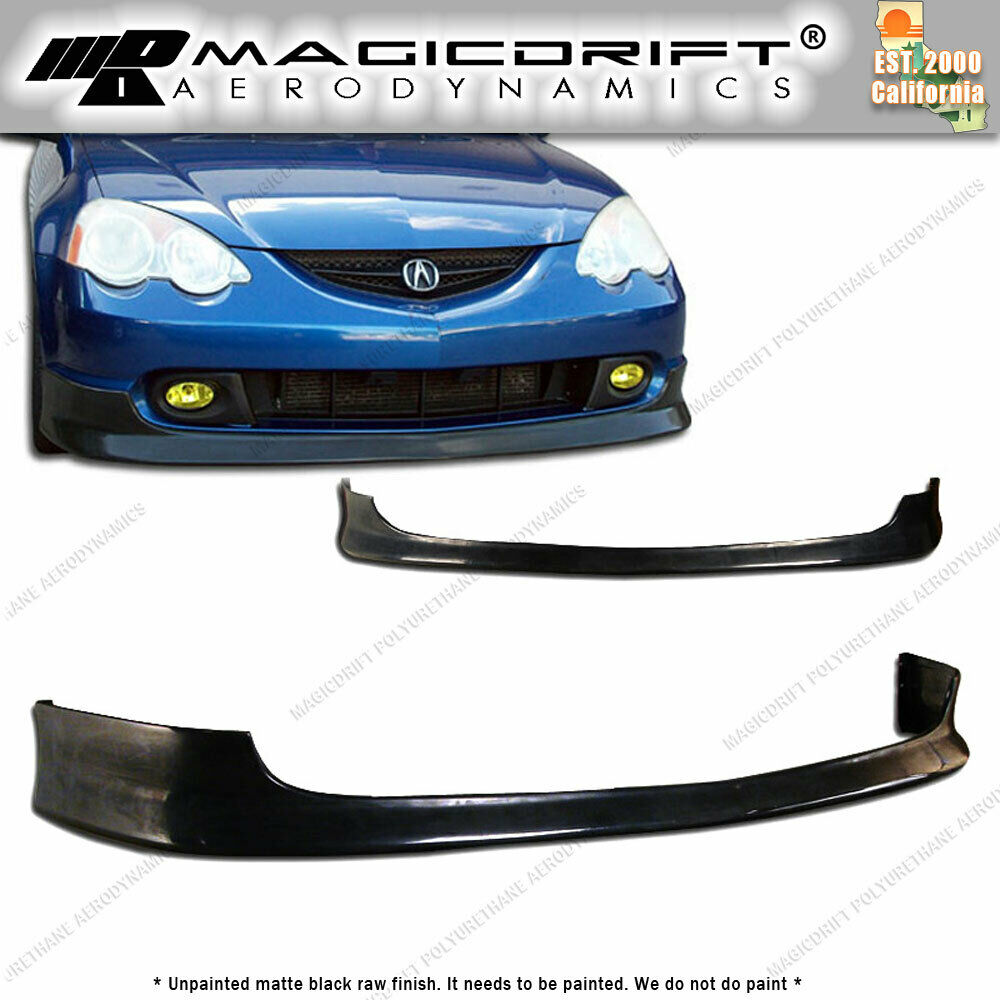 02-04 Acura RSX DC5 Type R TR Poly Urethane Bumper Front