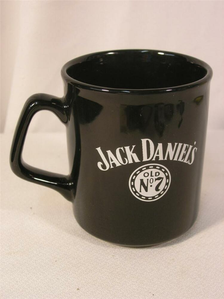 jack daniels vintage black old no 7 spoke wheel coffee mug. Black Bedroom Furniture Sets. Home Design Ideas