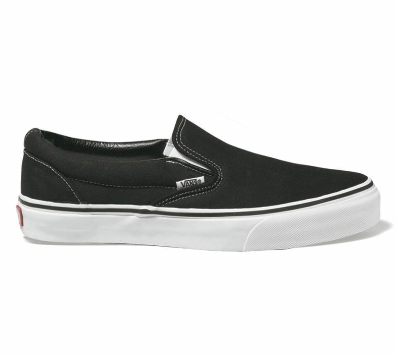 vans classic slip on schwarz schuhe sneaker neu eyeblk gr. Black Bedroom Furniture Sets. Home Design Ideas